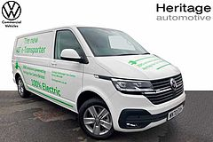Volkswagen Electric Transporter 6.1 Electric